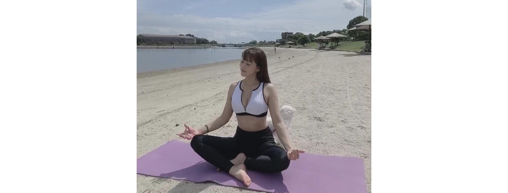 呼吸を整える=自分の心を整える