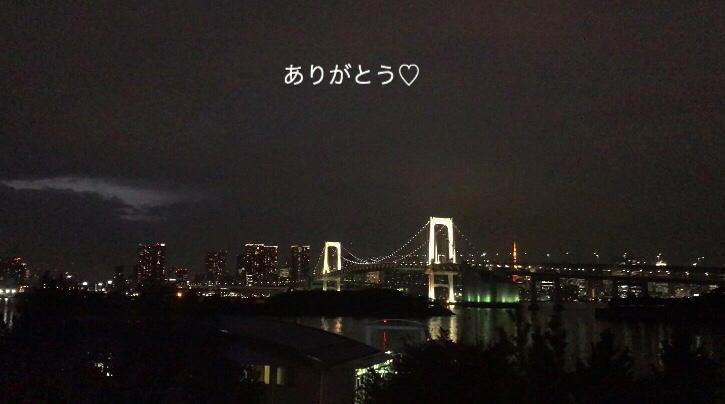 2017年 有難う♡